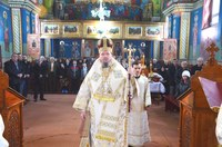 Liturghie arhierească în parohia Sânnicolau Român din Eparhia Oradiei