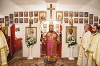 Liturghie arhierească în parohia Sântandrei II