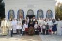 Liturghie arhierească la aniversarea zilei de naștere a  Preasfințitului Părinte Sofronie al Oradiei