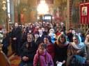 """Liturghie arhierească la biserica """"Buna Vestire"""" din Oradea"""