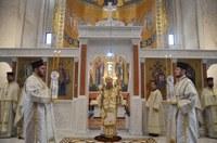 Liturghie arhierească la Catedrala Episcopală din Oradea în ziua aniversării centenarului reînființării Episcopiei Oradiei