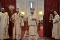 Liturghie arhierească la Catedrala Episcopală din Oradea