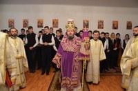 Liturghie arhierească la Liceul Ortodox Episcop Roman Ciorogariu din Oradea