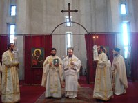 Liturghie arhierească la noua Catedrală Episcopală din Oradea