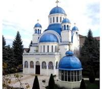 Liturghie arhierească, rugăciune și filantropie  în Parohia Oradea-Vii