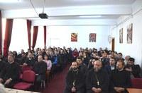 Liturghie arhierească și conferința dascălilor de Teologie și Religie  din Eparhia Oradiei de prăznuirea Sfântul Apostol Iacov