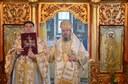 Liturghie arhierească și instalare de nou preot paroh în Parohia Oradea-Velența II