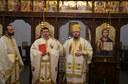 Liturghie arhierească şi sfinţire de troiţă în parohia Băile Felix