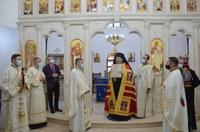 Lucrarea pastoral-misionară a parohiei Înălțarea Domnului din Oradea  se întețește prin instalarea unui nou preot slujitor