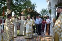 Lucrări binecuvântate în Parohia Miheleu din Eparhia Oradiei