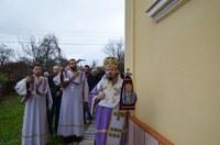 Lucrări binecuvântate în parohia Şerghiş din Eparhia Oradiei