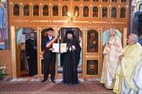 Lucrări binecuvântate la biserica parohială din Dijir