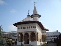 """Mănăstirea """"Sfânta Cruce"""" din Oradea – 25 de ani de la înființare"""