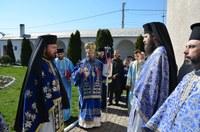 Mănăstirea Buna Vestire din Oradea și-a serbat hramul