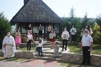 Manifestare cultural-artistică în cinstea Sfintei Cruci în Parohia Subpiatra