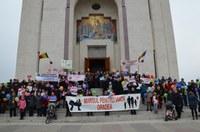 Marșul pentru viață, pentru femeie, pentru familie în Eparhia Oradiei