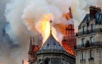 Mesaj de solidaritate cu poporul francez