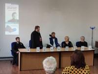 Mihai Neșu a lansat prima sa carte