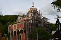 Momente istorice la Mănăstirea Izbuc de praznicul Înălţării Domnului