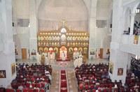Noua biserică din orașul Marghita târnosită de Chiriarhul Oradiei