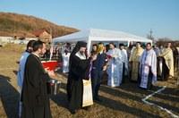 O nouă biserică de enorie se va ridica în Hidișelu de Jos