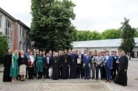 O nouă generație de absolvenți ai Liceului Ortodox din Oradea