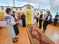 """O nouă promoție de absolvenți ai Liceului Ortodox """"Episcop Roman Ciorogariu"""" din Oradea"""