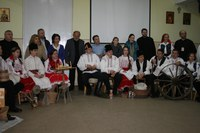 Oaspeti din Grecia la Liceul Ortodox din Oradea