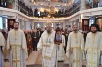 Ocrotitorii spirituali ai învățământului teologic ortodox cinstiți în parohia orădeană Sfinții Trei Ierarhi