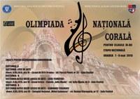Olimpiada Națională Corală 2015 la Oradea