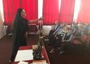 Oră de educație juridică pentru elevii Liceului Ortodox orădean