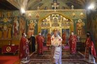 Paraclisul de la Centrul Eparhial al Episcopiei Oradiei și-a serbat hramul