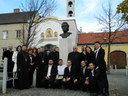 Părintele Dumitru Stăniloae omagiat la Viena