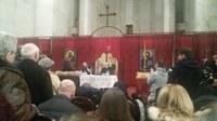 Părintele  Profesor Constantin Necula a conferențiat la Oradea