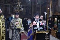 Partea a doua din Canonul cel Mare citit de Chiriarhul Oradiei la Mănăstirea Sfânta Cruce din Oradea