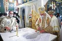 """Patriarhul Daniel la Mănăstirea Izbuc: """"Astăzi noi am deschis o nouă Poartă a Cerului"""""""