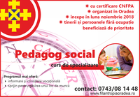 Pedagog social