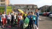 """Peste 300 de elevi de la Liceul ortodox """"Episcop Roman Ciorogariu"""" Oradea  au participat la proiectul național """"Let's do it, Romania!"""""""