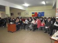 "Poetul nepereche aniversat la Liceul Ortodox ""Episcop Roman Ciorogariu"""