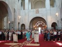 Pogorârea Duhului Sfânt la Catedrala nouă din Oradea