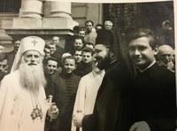 Pomenirea Patriarhului Justinian Marina în parohia Oradea-Vii