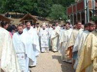 Praznicul Adormirii Maicii Domnului la Mănăstirea Izbuc
