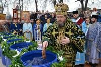 Praznicul Botezului Domnului în orașul Beiuș