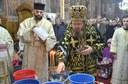 Praznicul Botezului Domnului la Mănăstirea Sfânta Cruce din Oradea