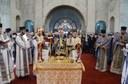 Praznicul Botezului Domnului la noua Catedrală Episcopală din Oradea
