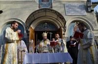 Praznicul Botezului Domnului la Oradea