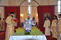 Praznicul Floriilor la noua Catedrală Episcopală din Oradea