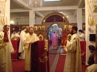 Praznicul Întâmpinării Domnului la noua Catedrală Episcopală din Oradea