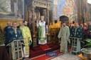 Praznicul Intrării Domnului în Ierusalim la parohia Beiuș II