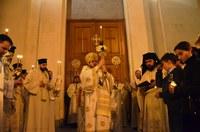 Praznicul Învierii Domnului în cetatea de pe malurile Crişului Repede